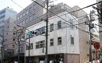 高田馬場本社・支店外観