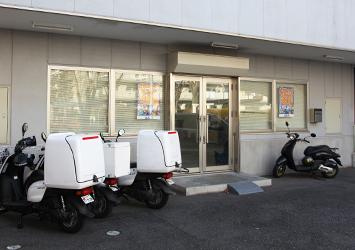 新松戸支店外観